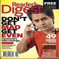 Reader's Digest Online Magazine